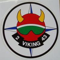 Aufkleber VIKINGs-1